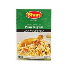 Shan Pilau Biryani (60 g) 6-Pack New product Shipped form U.S.A