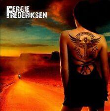 Happiness is the Road Fergie Frederiksen CD LTD DIGIPAK