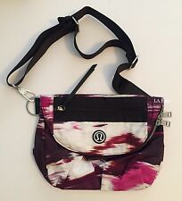 Lululemon Festival Bag Pigment Wind Berry Rumble Crossbody Purse Fanny Pack New