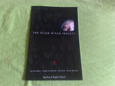 The Blair Witch Project Jen Van Meter Tommy Lee Edwards Guy Davis Mireault ITA