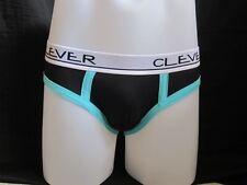 """XL 33""""-36""""  Dark Blue CLEVER Fire Cotton Brief Underwear"""