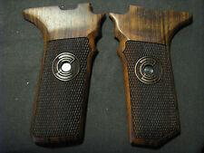 Zastava Yugo M57/M70A Tokarev Fine Black Walnut Checkered Pistol Grips w/Logo