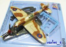 Supermarine Spitfire MK. V RAF WWII 1:100 FABBRI ITALERI