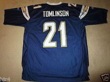 LaDainian Tomlinson #21 San Diego Chargers NFL On Field Reebok Jersey 3XL mens