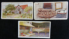 Cigarette Cards John Players & Sons Shakespearean Series 1917 Good Cond f