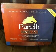 PARELLI PATHWAYS - LEVEL 1/2 - LEVEL ONE 1 - LEVEL TWO 2 - MSRP  $199  EXCELLENT
