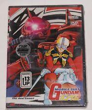 Mobile Suit Gundam - The Red Comet Vol. 2 (DVD, 2001) Bandai DVD Brand New