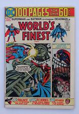 World's Finest Comics #227 1975 DC 100 Page Giant Superman Batman Deadman