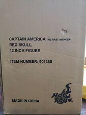 1/6 SCALE US CAPTAIN AMERICA RED SKULL HOT TOYS  JOHANN SCHMIDT