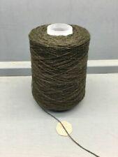 lodenmel//vert foncé 100/% laine jawalan 1.2 Kg cône 2//28