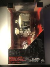 STAR WARS Black Series Imperial AT-ST Walker & Driver - NEW - NIB