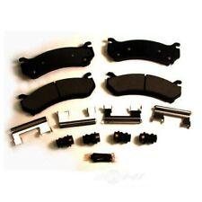 Disc Brake Pad Set-4 Door Rear,Front Autopartsource MF785K