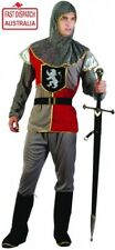MEDIEVAL KNIGHT COSTUME..small to medium...CHEAP AND FREE FREIGHT!!!!!