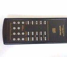 Optimus GENEXXA CD-1660 CD AUDIO REMOTE CONTROL