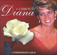 A Tribute to Diana: A Commemorative Album (CD, Vox)