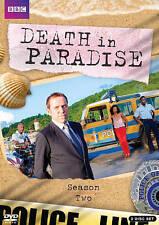 Death in Paradise: Season Two (DVD, 2014, 2-Disc Set)