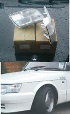 SAAB 900 CLASSIC   CLEAR EURO WHITE INDICATOR TURN LIGHTS