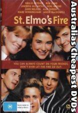 St. Elmo's Fire DVD NEW, FREE POSTAGE WITHIN AUSTRALIA REGION ALL