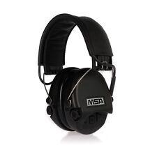 MSA Safety Sordin Supreme Pro Gehörschutz mit AUX-Eingang, Farbe: schwarz
