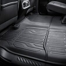 All New 2019 GMC Sierra Rear Crew Cab All Weather Floor Liners Mats 84333637