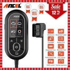 OBD2 Code Reader Scanner Bluetooth Digital Gauge for iPhone Android ANCEL BD310