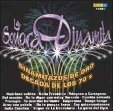 Sonora Dinamita : Dinamitazos De Oro Decada De Los 70s CD