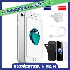 IPHONE 7 32GO ARGENT BLANC DÉBLOQUÉ TOUT OPÉRATEUR IOS 4G TÉLÉPHONE SMARTPHONE