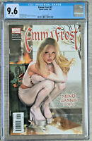 Emma Frost #7 Greg Horn Cover CGC 9.6 Marvel Comics 2004