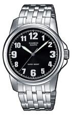 Casio Men's Analogue Quartz Watch with Stainless Steel Bracelet MTP-1260PD-1BEF