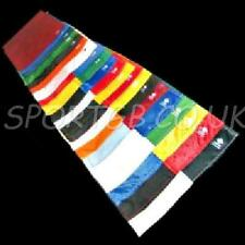 4 X CORNER FLAGS - ONE AND TWO COLOUR - CORNER POLE FLAG FOOTBALL RUGBY ETC