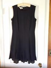 Anne Klein little black dress size 12