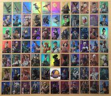 Panini Fortnite Trading Card Serie 1 Epic Legendary Karte Holo Foil aussuchen