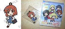 Hello! Kin-iro Mosaic Rubber Strap Yoko Inokuma School Uniform Ver. Licensed New