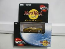 Hot Wheels 100% Hard Rock Café Merc