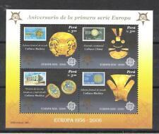 Peru 2005 2006 CEPT Europa mnh ** postfrisch sheet stamp