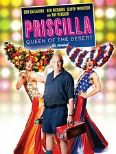 "Priscilla Queen of the Desert 16"" x 12"" Reproduction Poster Photograph"