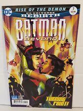 BATMAN BEYOND #7 (REBIRTH) VF