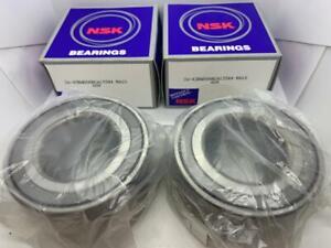 2 Front/Rear Wheel Bearing NSK DAC4382W3CS79 For: Lexus ES300 Toyota RAV4 Camry
