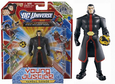 DC Comic Universe Vandal Savage Young Justice Action Figure New / Sealed