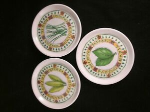 Cloverleaf Coaster Set - Antique Herbs