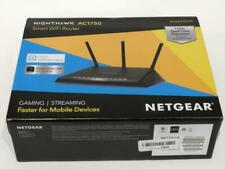 New ListingNetgear Nighthawk Smart WiFi Router R6700 - Ac1750 Wireless Used