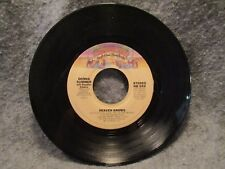 "45 RPM 7"" Record Donna Summer Only One Man Heaven Knows 1978 Casablanca NB 959"