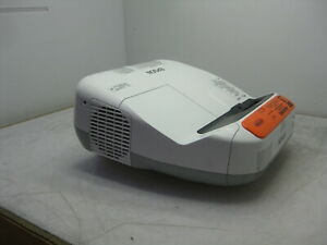 EPSON EB-585e Ultra Short Throw Projector H602B; 3300ANSI LUMENS 1460 Lamp Hours