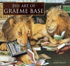 NEW - The Art of Graeme Base by Watts, Julie