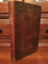 RARE 1720 Historical Essay Concerning Witchcraft Salem Witch Trials Occult Magic