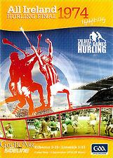 1974 GAA All Ireland Hurling Final:  Kilkenny v Limerick (Highlights Only)  DVD