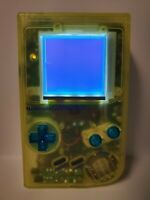 Nintendo Game Boy DMG Custom with new  Backlit (Console Only) FOR PARTS