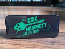 Kirk Hammett - Metallica - KH Collection Columbia Museum of Art Guitar Pick Tin