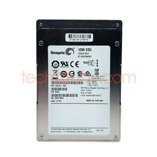 """Seagate ST100FM0093 100GB 2.5"""" MLC SAS 12Gb/s Self Encrypting Hi-Endurance SSD"""