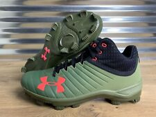 Under Armour Harper MCS Baseball Cleats 'Big Red One' Army Memorial Day SZ 11.5